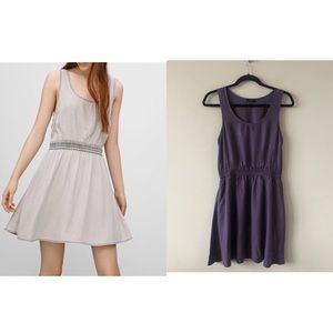 "CAritiza ""Talula"" Roppongi Purple Mini Dress"